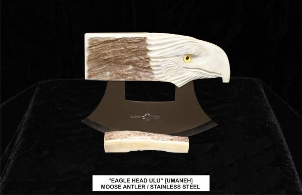 Eagle Head ULU Knife
