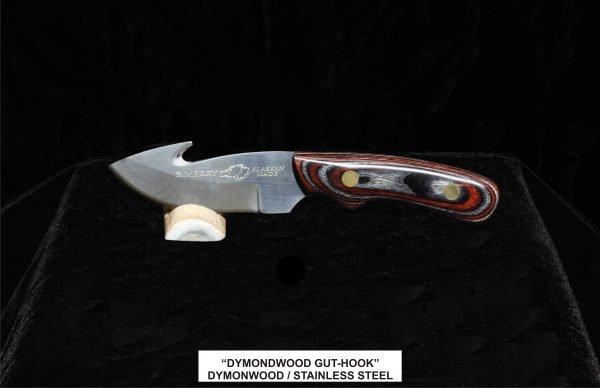 DYMOND GUT-HOOK BLADE SS