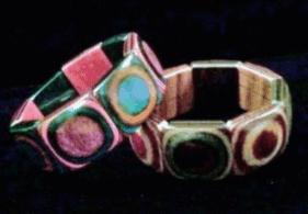 Dymondwood Bracelet 1inch